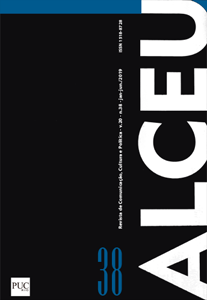 Revista Alceu 38 - Janeiro a Junho de 2019
