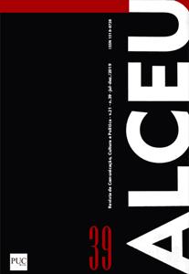 Revista Alceu 39 - Julho a Dezembro de 2019