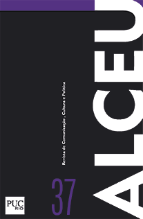 Revista Alceu 37 - Julho a Dezembro de 2018